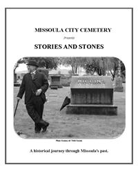 Guidebook cover - Stories and Stones