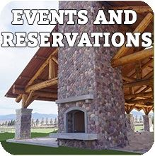 Events and reservations